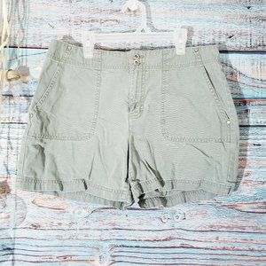 Tommy Hilfiger 100% Cotton Sage Shorts 8